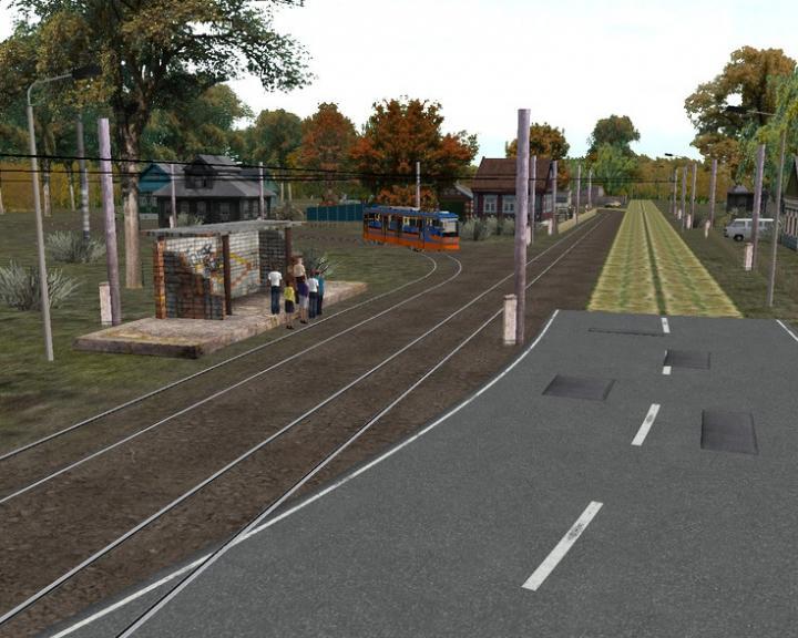 Omsi 2 - Starovolksk Map V0 2 2 | Simulator Games Mods Download