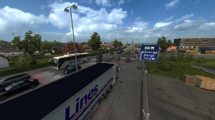 ETS2 - Dp'S Realistic Traffic V1 Beta 4 (1 31 x) | Simulator