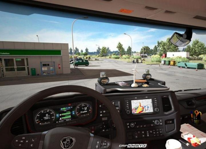 ETS2 - Hdr Real Graphics (1 31 x) | Simulator Games Mods