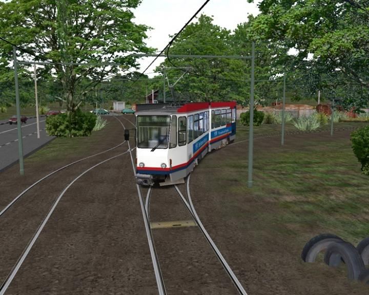 Omsi 2 - Starobelsk Map   Simulator Games Mods Download
