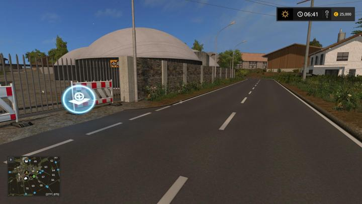 FS17 - Hopfach Map V9 | Simulator Games Mods Download
