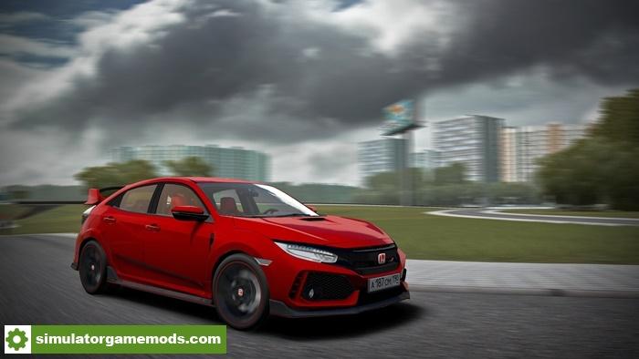 City Car Driving 1 5 6 - Honda Civic Type R 2018 Car Mod | Simulator
