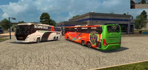 ETS 2 Bus Mods – Page 11 – Simulator Games Mods Download