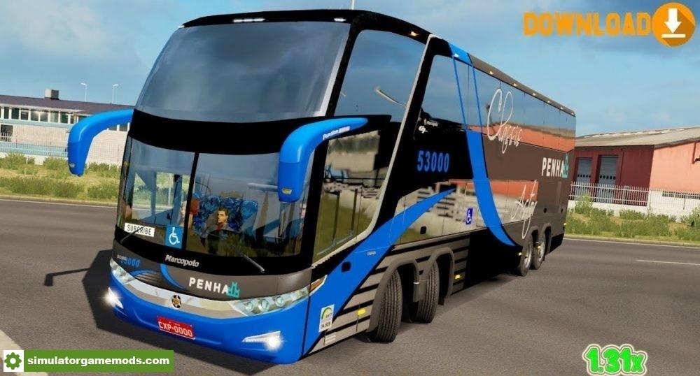 ⚡ Ets 2 mods download bus   bus mod  2019-03-25