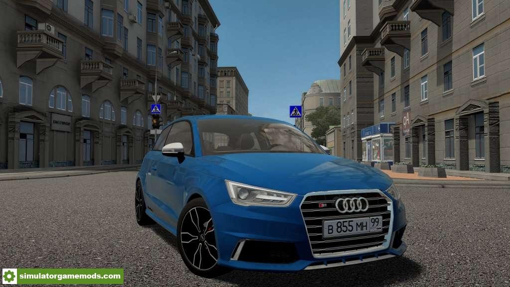 5360b1973f1 City Car Driving 1.5.6 - Audi S1 2015 Car Mod | Simulator Games Mods ...