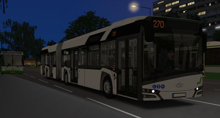Omsi 2 - Solaris Urbino 18 IV PL 4Door   Simulator Games