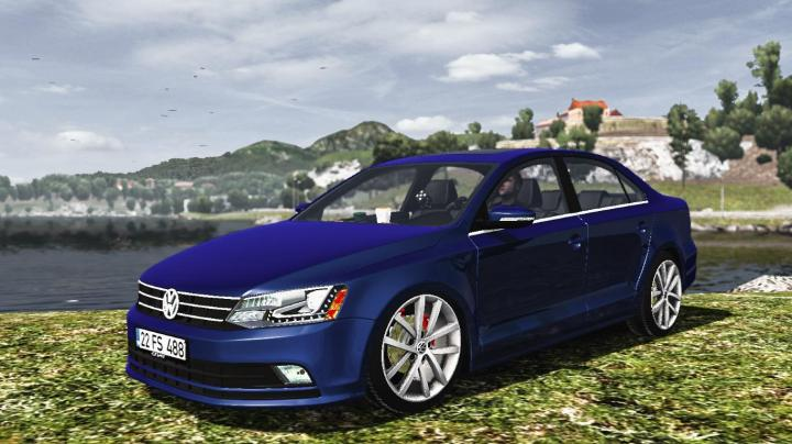ets volkswagen jetta  simulator games mods