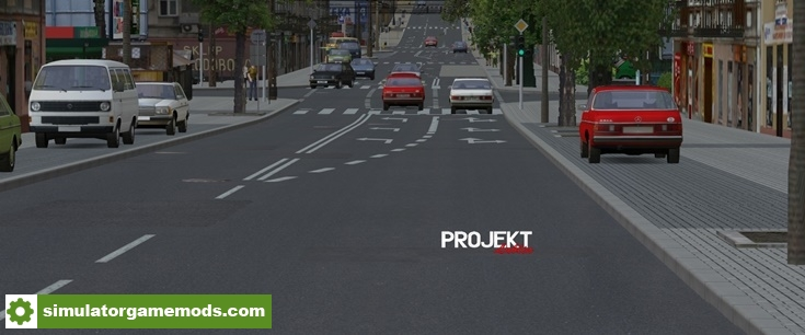 Omsi 2 - Projekt Lublin Map 2 0 | Simulator Games Mods Download