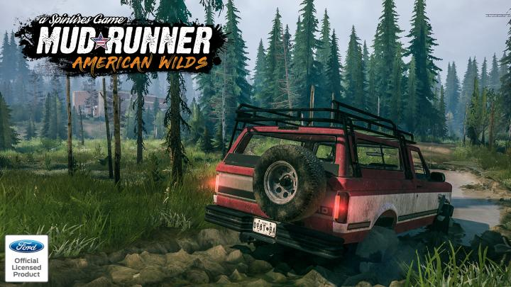 American Wilds – Introducing The Ford F150 – Simulator ...