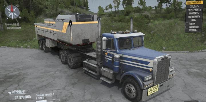 SpinTires Mudrunner – American Wilds Trucks v1.1 ...