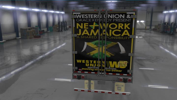 ATS – Western Union Skin Pack (1.32.x) – Simulator Games Mods Download