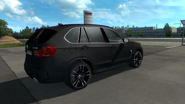 Ets2 Dealer Fix For Bmw X5 1 33 X Simulator Games