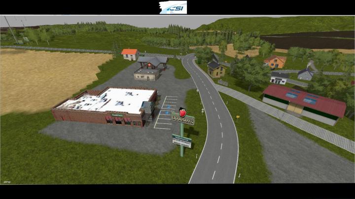 FS17 - Csi Oriskany Map V2 Final | Simulator Games Mods Download