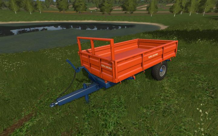 FS17 - Galucho Pb-Rs4500 V1 | Simulator Games Mods Download