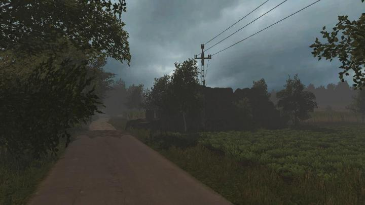 FS17 - Poland Village Map V1 | Simulator Games Mods Download