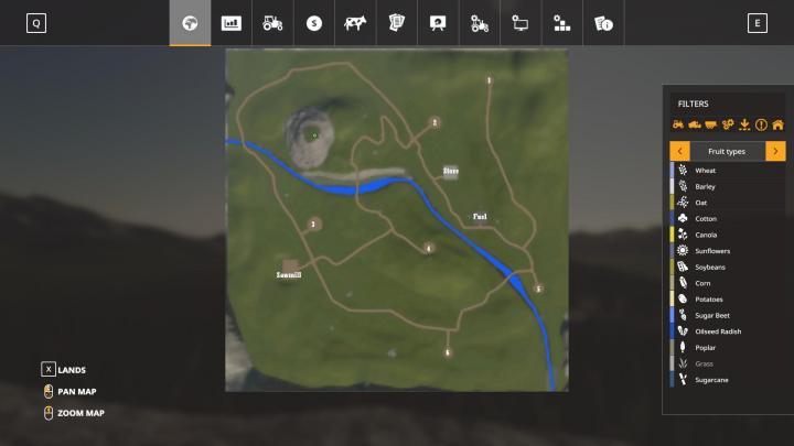 FS19 – Boulder Canyon Logging Map V1 – Simulator Games ...