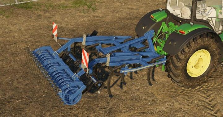 FS19 - Kockerling Trio 3000M Cultivator V1 | Simulator Games