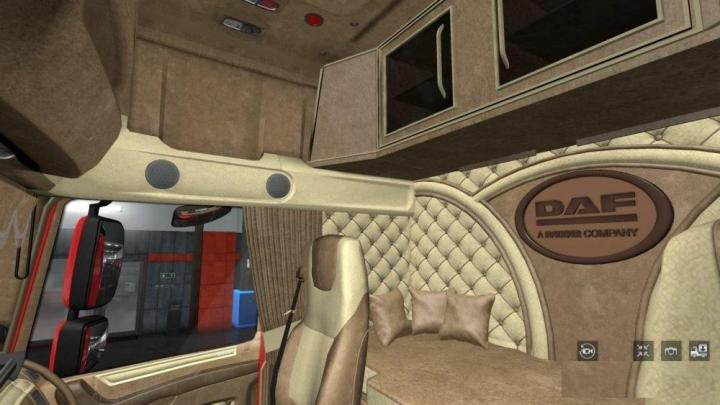 Car Simulator Games >> ETS2 – Daf Xf 106 With Parts (1.33.x) | Simulator Games Mods