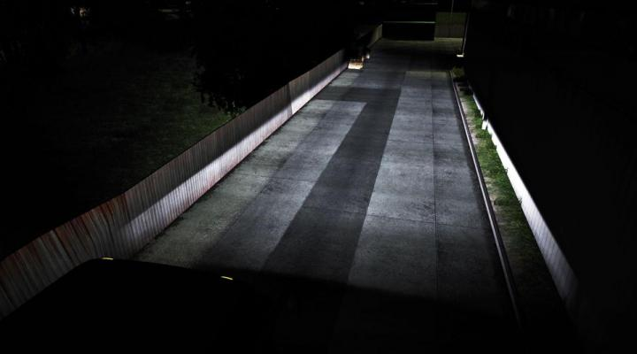Hid Lights For Cars >> ETS2 – Realistic Headlight Beam Pattern V2 (1.32.x ...