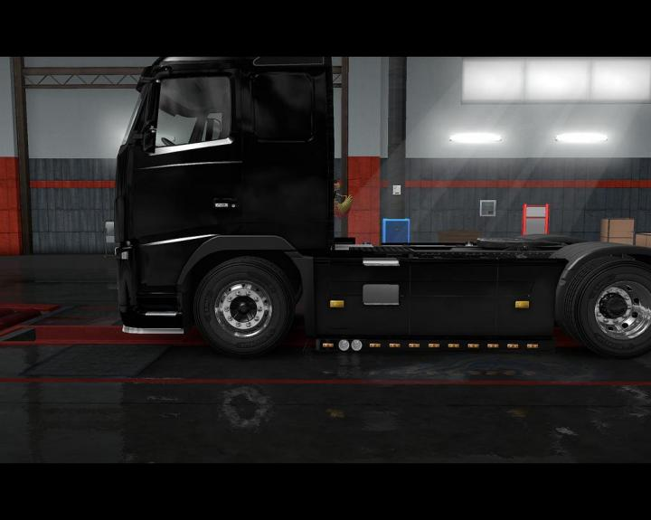 ETS2 – Volvo Fh16 2009 Accessories Pack (1.33.x