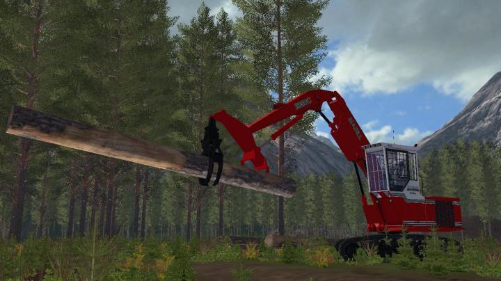 Car Simulator Games >> FS17 - Madill 2850C Shovel Loader V1 | Simulator Games