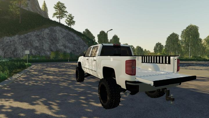 FS19 - 2016 Chevy 2500Hd Duramax V1.2 | Simulator Games Mods Download
