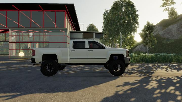 FS19 – 2016 Chevy 2500Hd Duramax V1.2 | Simulator Games ...