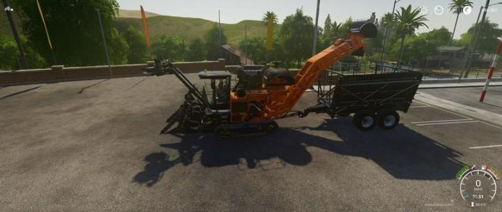 Car Simulator Games >> FS19 - Austoft A8800 Multi-Row V2.1 | Simulator Games Mods Download