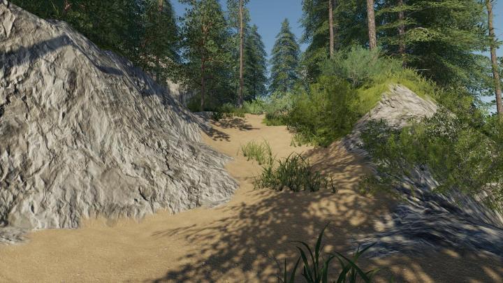 Car Driving Games >> FS19 - Boulder Canyon Logging Map V1.1 | Simulator Games ...