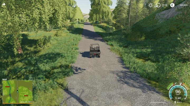 Car Simulator Games >> FS19 - Grizzly Mountain Logging Map V1 | Simulator Games ...