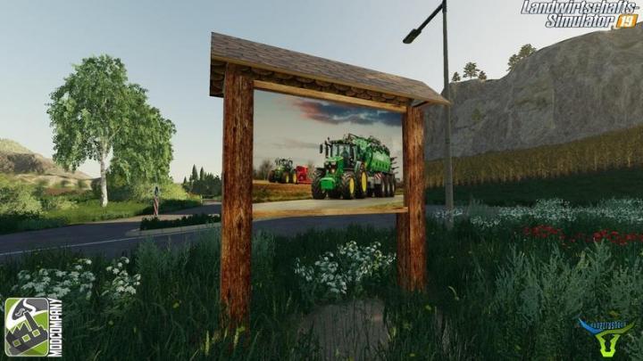 FS19 - Hofschild V1 - Simulator Games Mods
