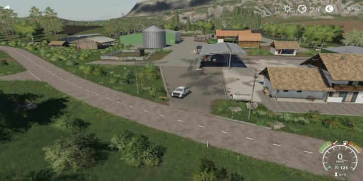 Car Simulator Games >> FS19 - Landfields Map V1 | Simulator Games Mods Download