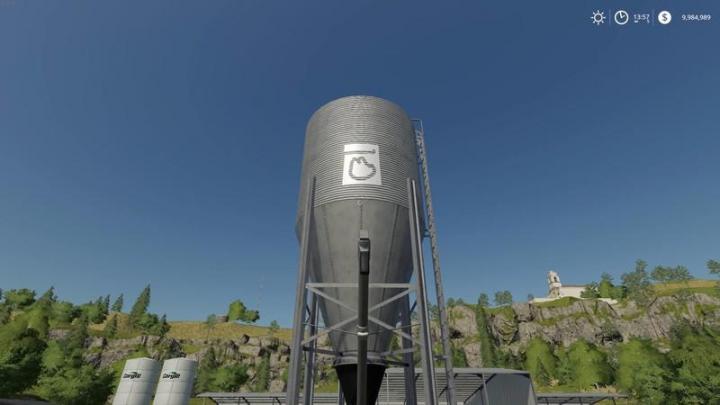 Car Simulator Games >> FS19 - Placeable Seed Fertilizer Food Stations V1.0.5.0 ...