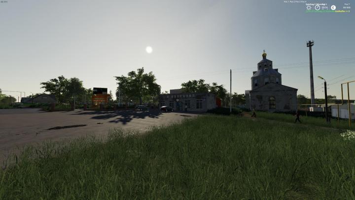 Driving Test Games >> FS19 - Village Yagodnoe Map V2.0.2.0 | Simulator Games ...