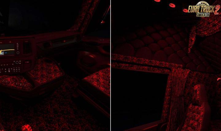 Car Simulator Games >> ETS2 - Scania T Nextgen 4X2 + Interior + Trailer (1.33.x ...