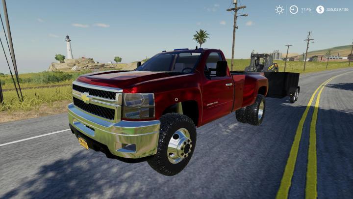 FS19 - 2010 Chevy Silverado 3500Hd Rclb Drw V1 | Simulator ...