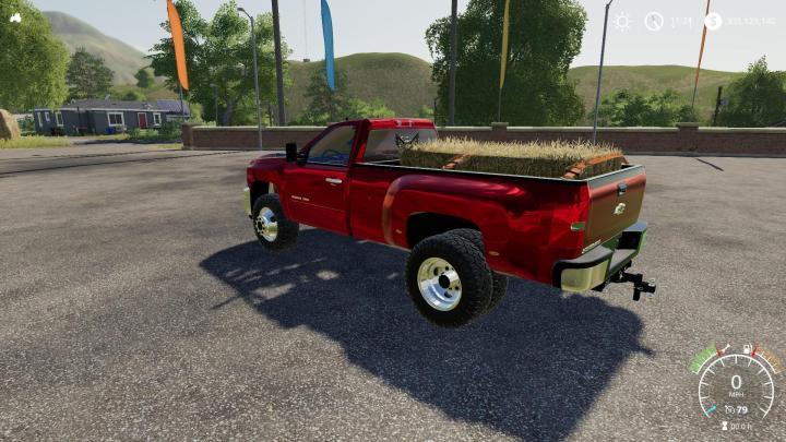 FS19 – 2010 Chevy Silverado 3500Hd Rclb Drw V1 | Simulator ...