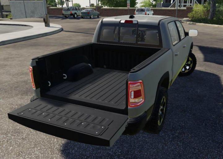 Ram 1500 Rebel >> FS19 - Dodge Ram 1500 Rebel V1.1 | Simulator Games Mods ...