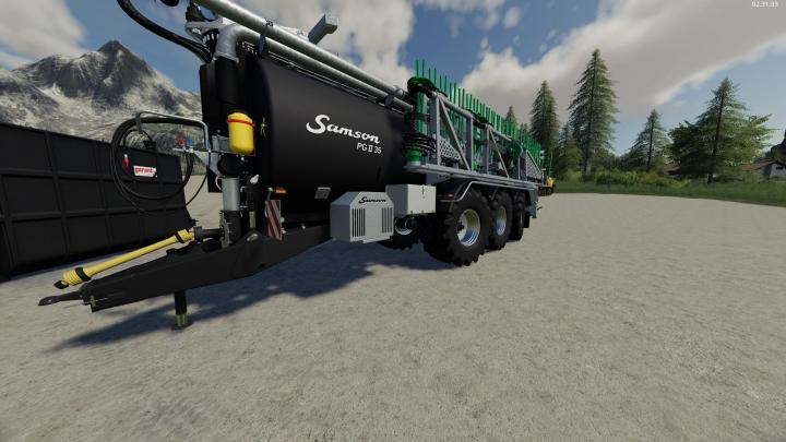 Car Driving Games >> FS19 - Extended Manure And Slurry Spreader Pack By Bona V1 ...