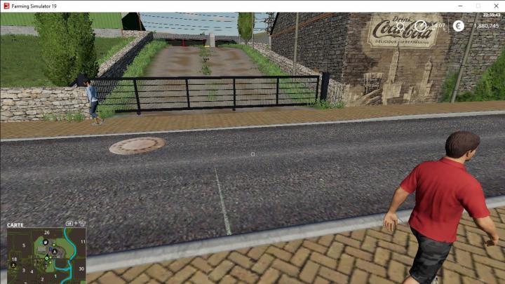 Fs19 Portail Coulissant V2 Simulator Games Mods Download