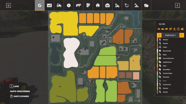 Car Driving Games >> FS19 - Sherwood Park Farm Map V1 | Simulator Games Mods ...