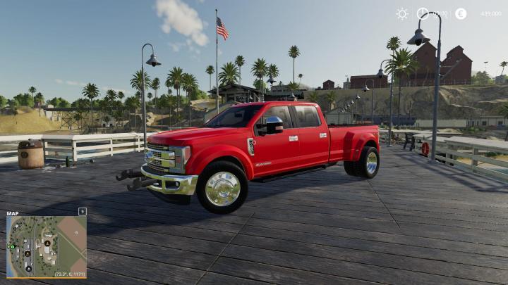 FS19 - Updated Ford F450 Platinum V3 | Simulator Games ...
