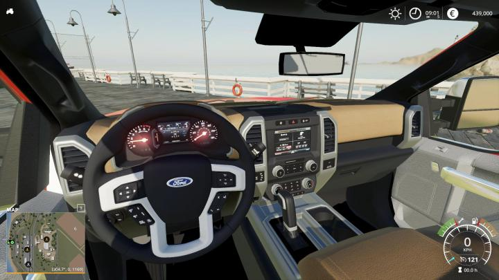 fs updated ford  platinum  simulator games mods