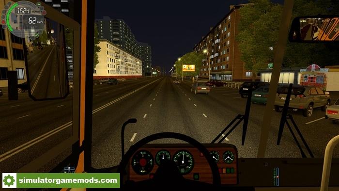59df93dec7f City Car Driving 1.5.7 - Ikarus 260 Bus Mod | Simulator Games Mods ...