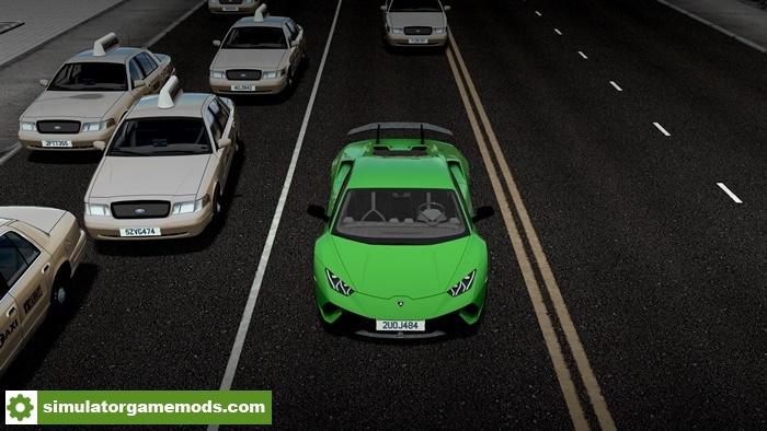 City Car Driving 1 5 7 - 2016 Lamborghini Huracán Performante Car