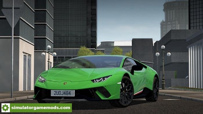 City Car Driving 1 5 7 - 2016 Lamborghini Huracán