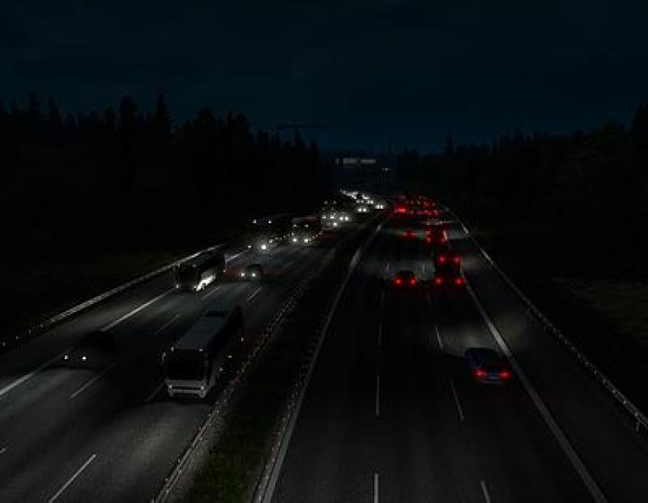 ETS2 - Ai Traffic Essentials (1 34 x) | Simulator Games Mods Download