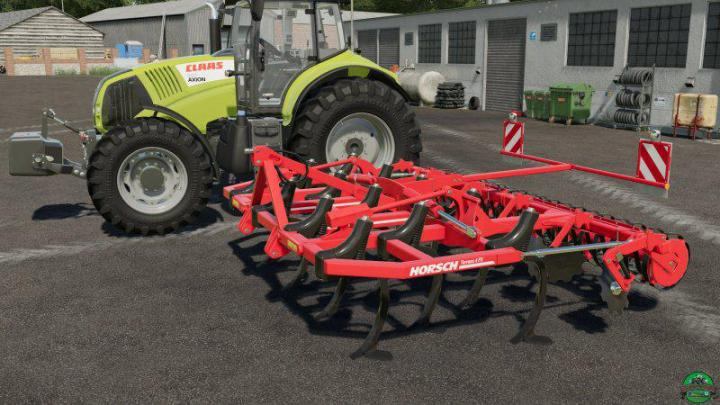 FS19 - Horsch Terrano 4Fx V1 | Simulator Games Mods Download