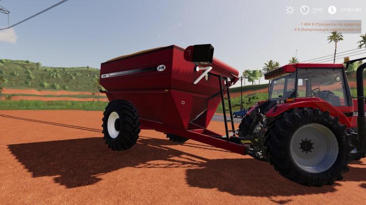 FS19 - Jm 875 V1 | Simulator Games Mods Download
