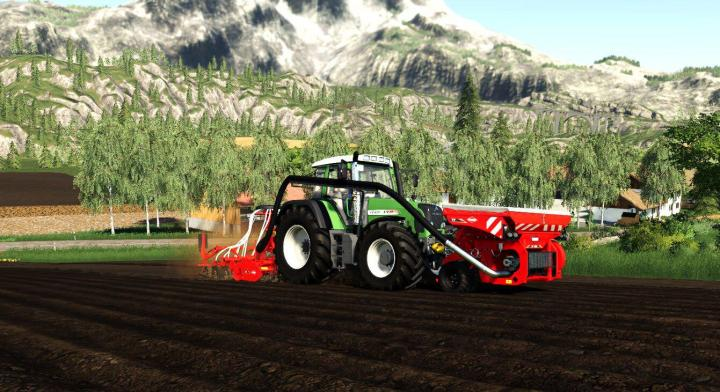 FS19 - Kuhn Hr3004 V1 | Simulator Games Mods Download